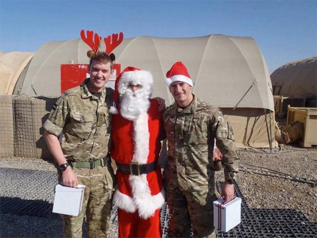 Operation Christmas Box Christmas Box 2012
